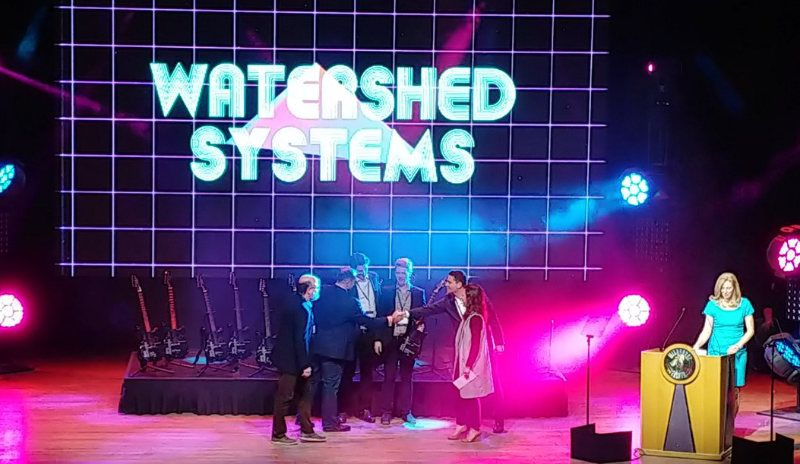 Watershed Infrastructure Tech Award