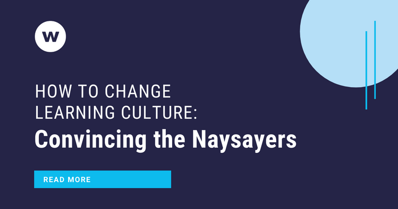 How to Change Learning Culture