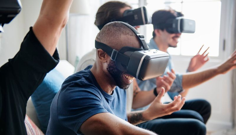 How to track VR training experiences