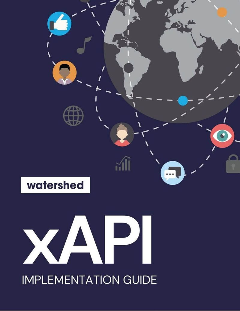xAPI Implementation Guide Cover