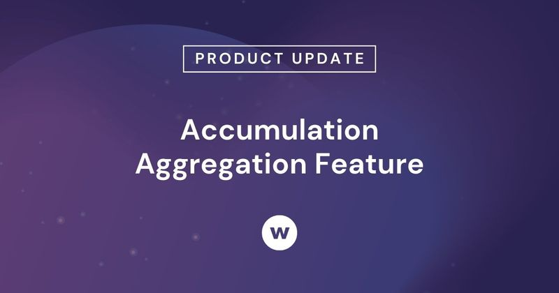 Compare Performance Metrics with Accumulation Aggregation