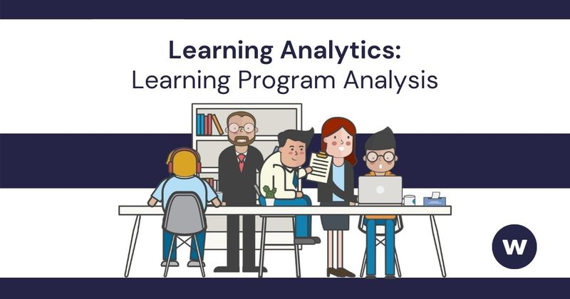 What are learning program analytics?