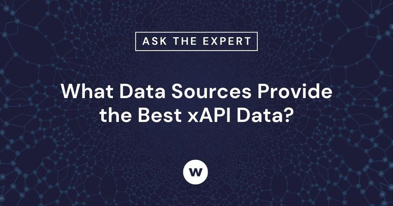 Check out our list of Watershed certified data sources that provide the best xAPI data.