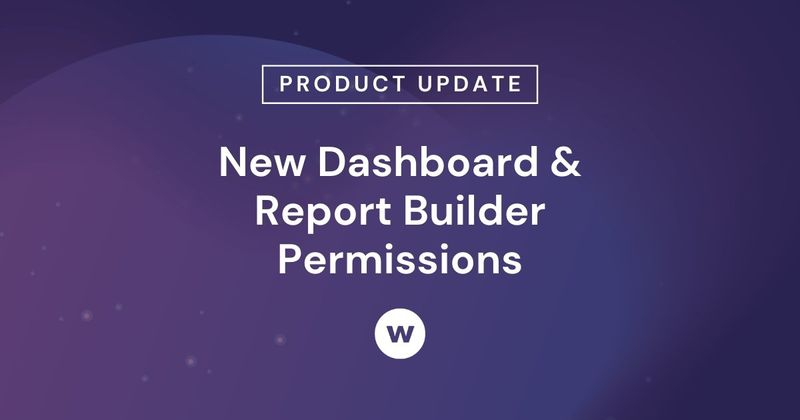 See how to use Watershed's Dashboard and Report Builder permissions to help control access to all your organization's learning data.