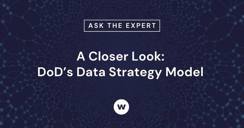 DoD Data Strategy Model