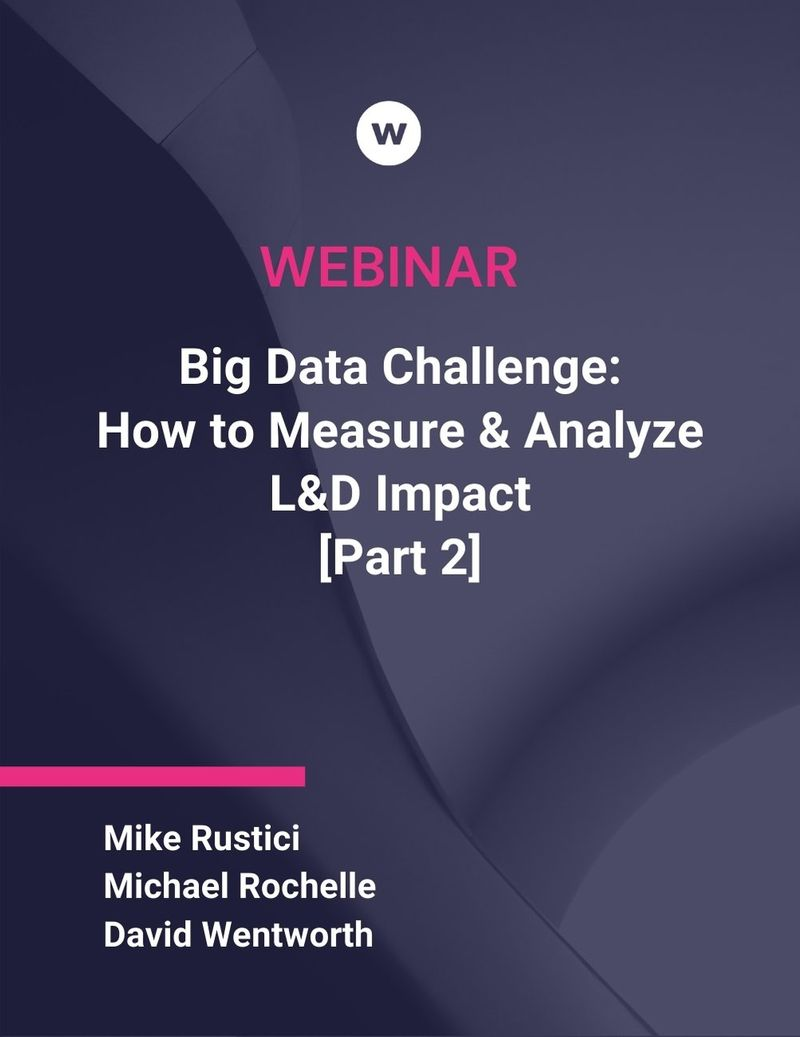 How to Measure and Analyze Training Impact Webinar