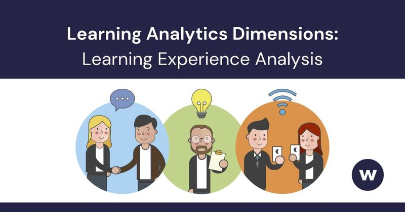 What are learning experience analytics?