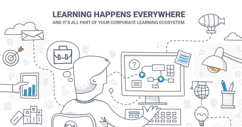 Find out more about modern learning ecosystems and how they fit into data ecosystems.
