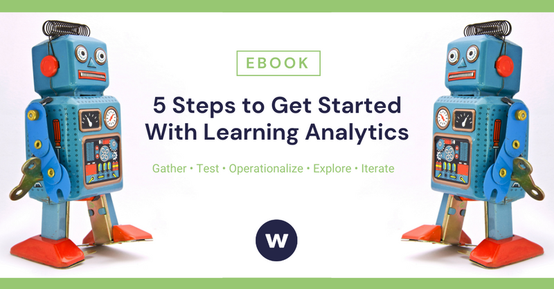 5 Steps to Get Started with Learning Analytics eBook