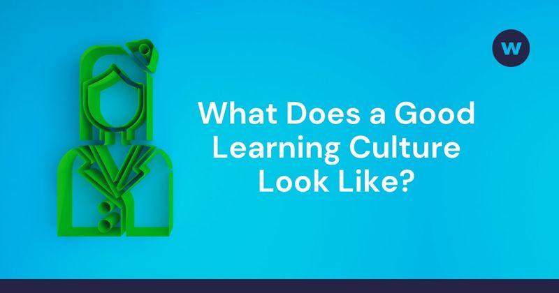 What is good learning culture?