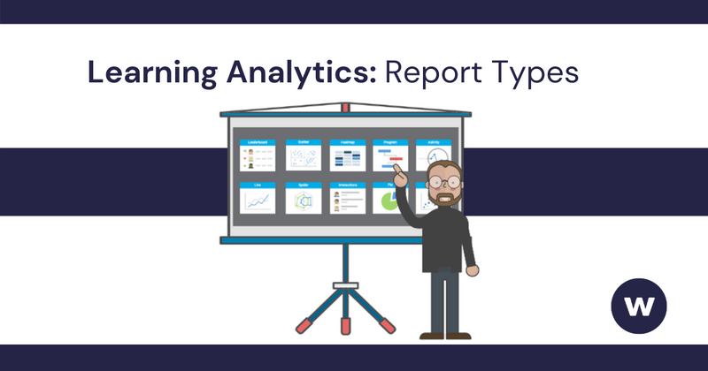 Learning Analytics Report Types