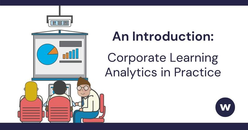 What are corporate learning analytics examples?