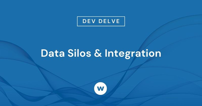 What are data silos?