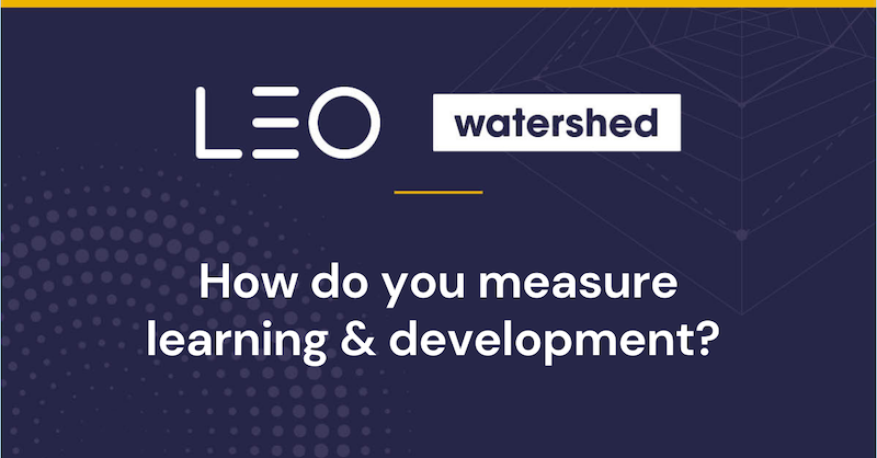 Measure the Business Impact of Learning