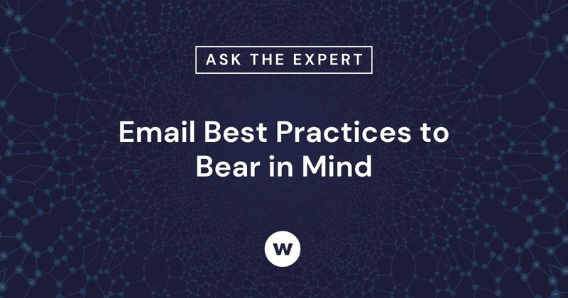 Check out these Watershed email subscription best practices.