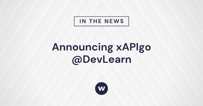 Experience xAPI at DevLearn