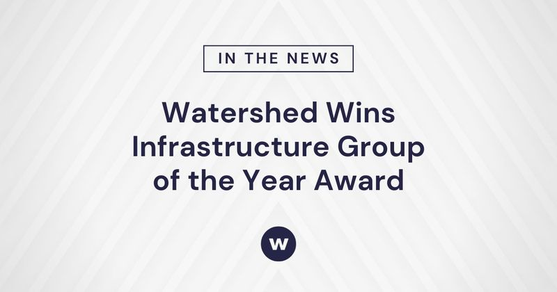 Watershed's Winning Tech Infrastructure