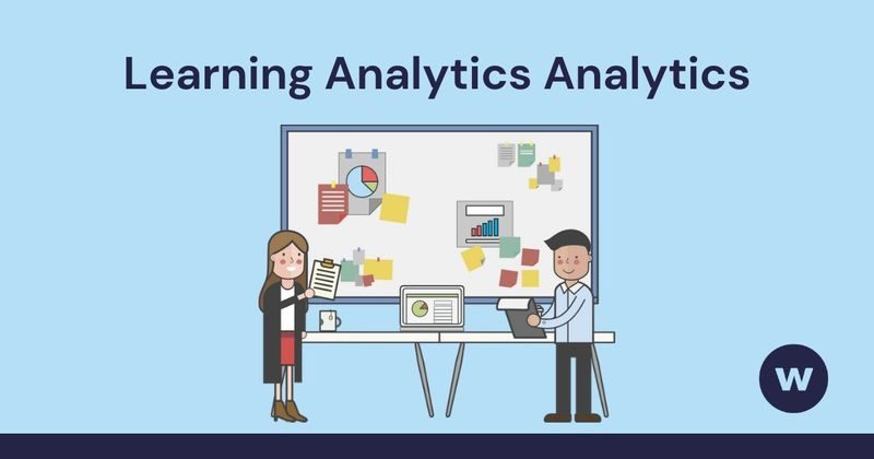 What are examples of learning analytics?