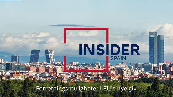 Insider Spain-poster