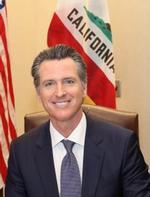 Photo of Governor Newsom