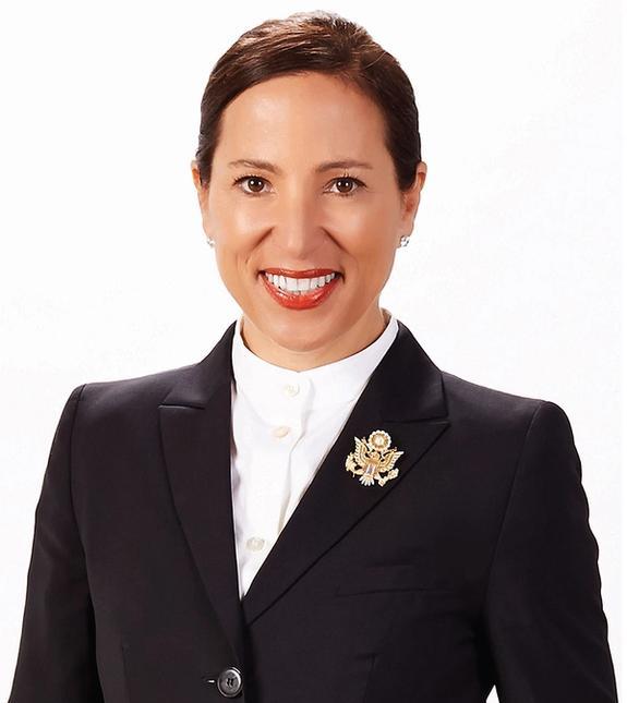 Photo of Lieutenant Governor Eleni Kounalakis