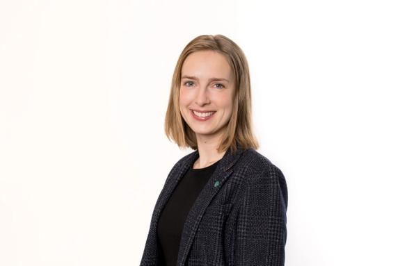 Minister of Trade and Industry, Iselin Nybø