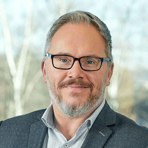 Photo of Tom Einar Jensen