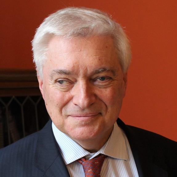 Photo of Ambassador Wegger