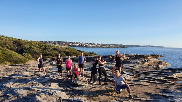 The Maroubra Run Crew on the Trails