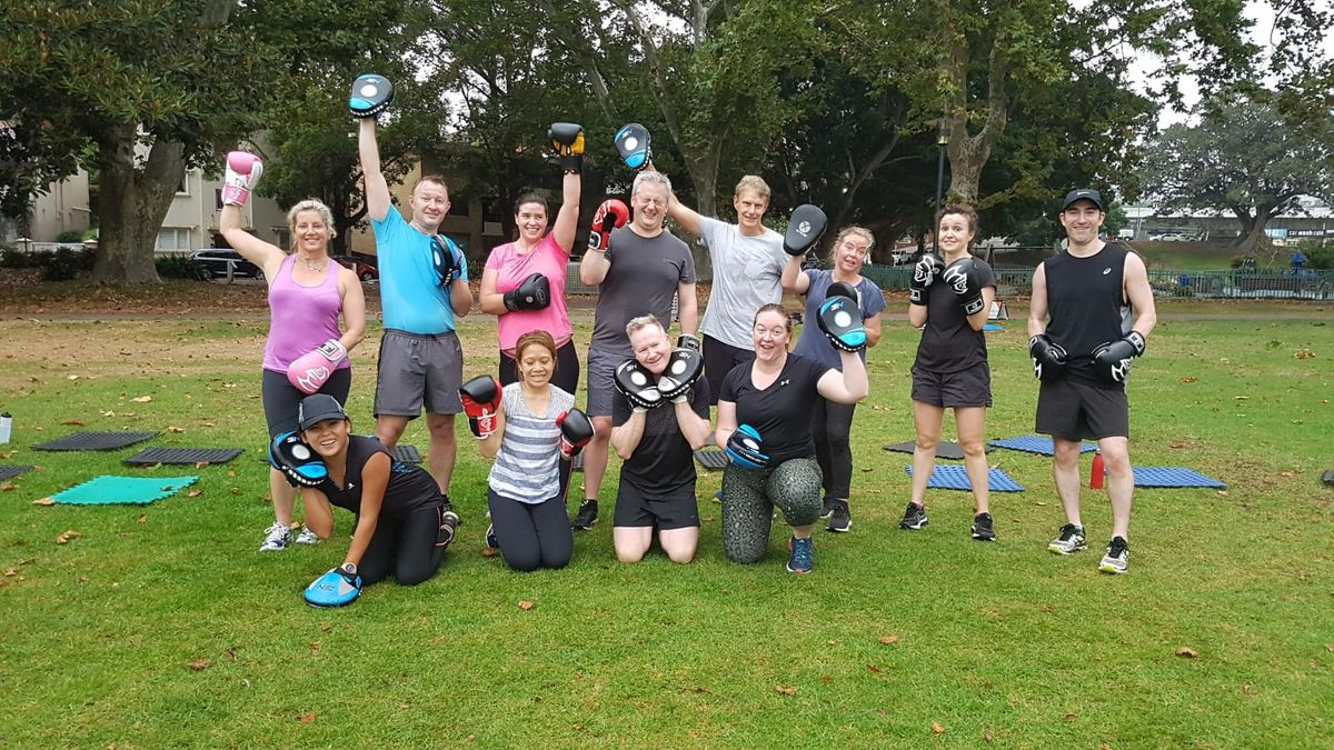 Rushcutters Bay Boxing