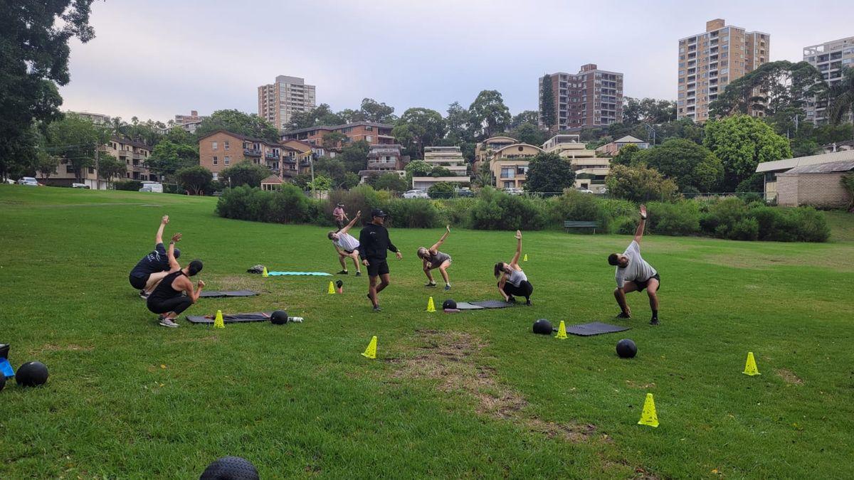 Monday Matters - Training at Waverton
