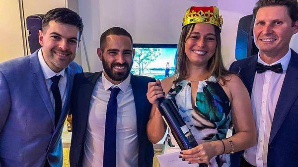 Winter FEAT Champion 2019 - Fab