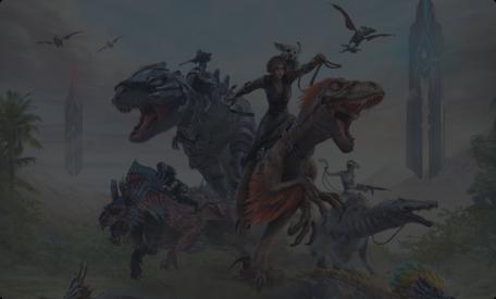 Ark: Survival Evolved Trailer