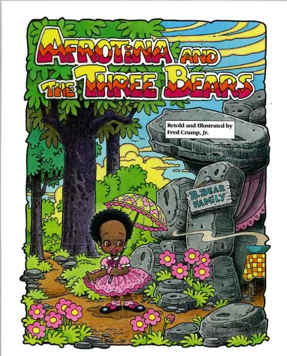 Afrotina And The Three Bears