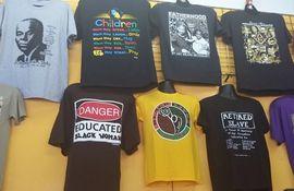 Alkebu-Lan t-shirts