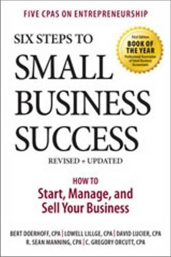 Six Steps to Small Business Success