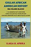 Gullah African American History