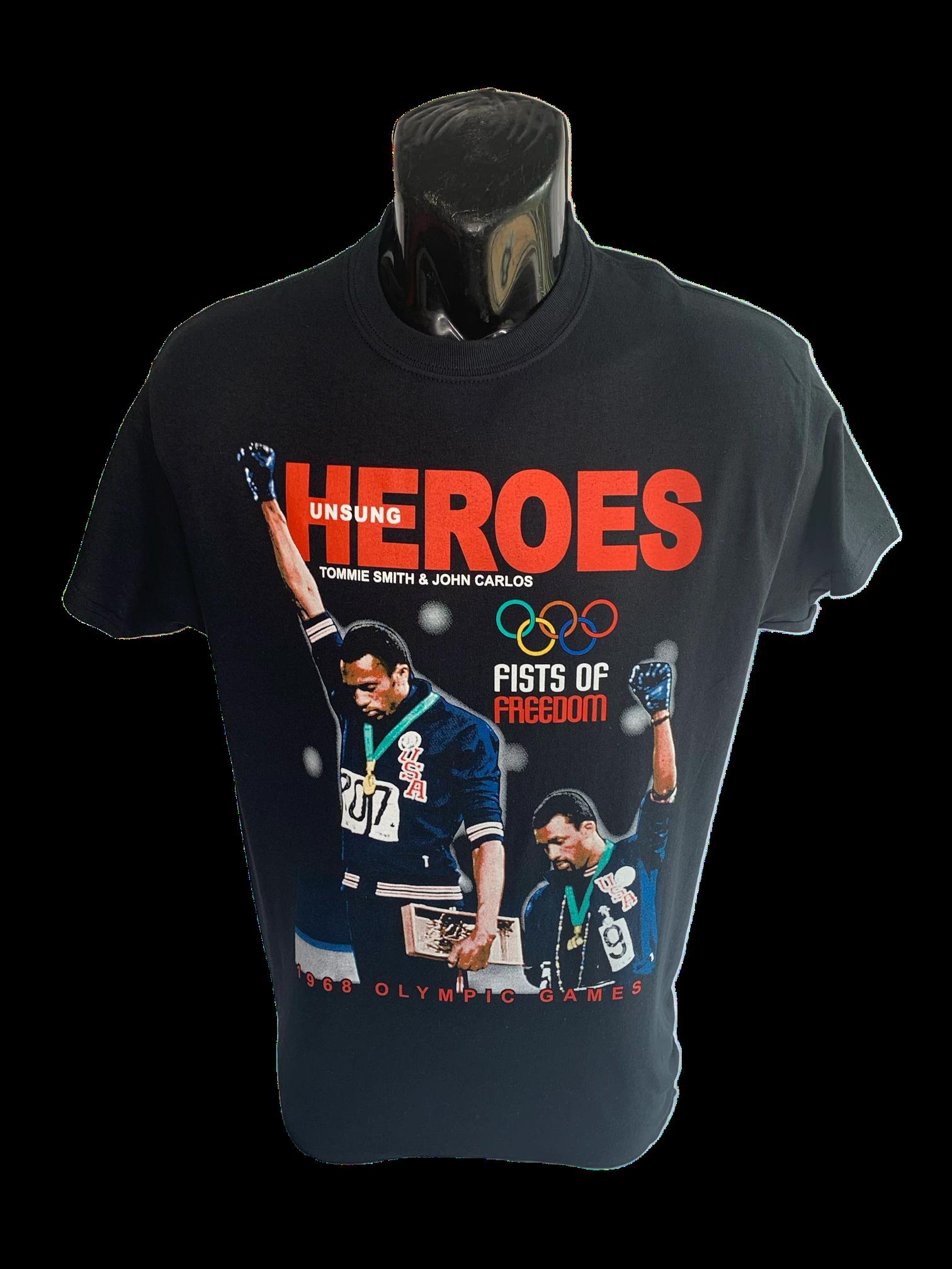 Unsung Heroes T-Shirt