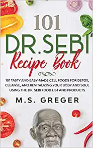 DR.SEBI Recipe Book