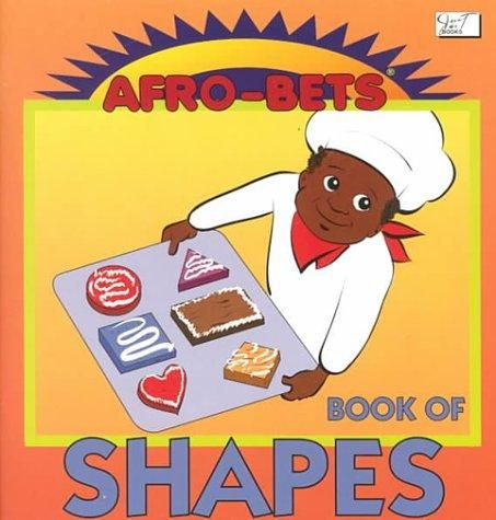 Afro-Bets Book of Shapes