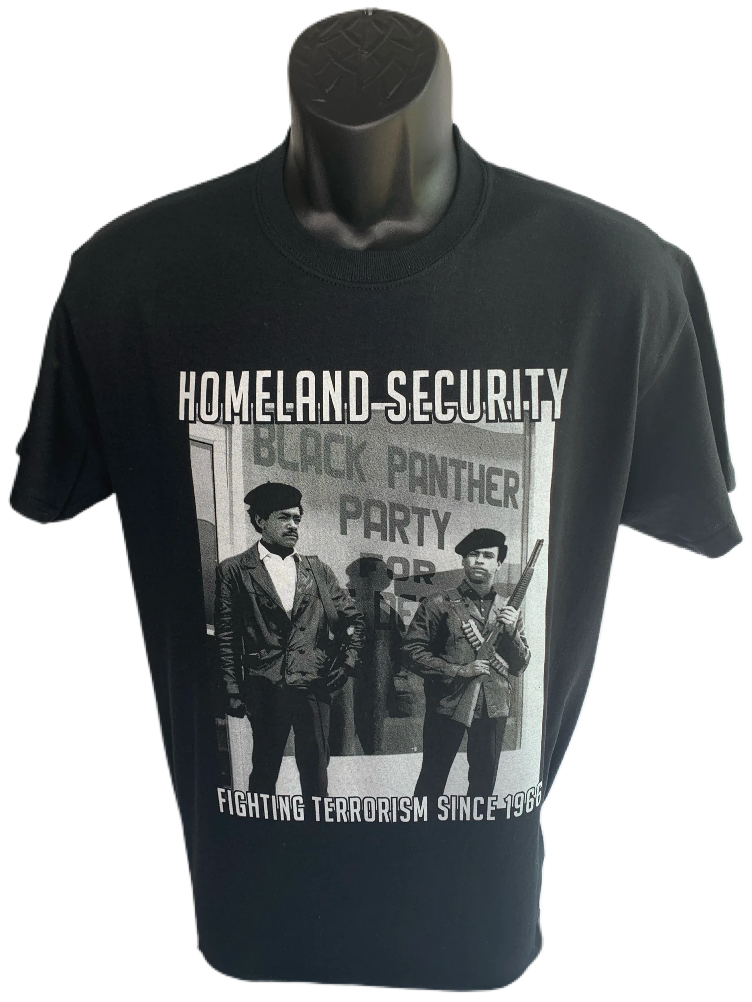 Panthers - Homeland Security T-Shirt