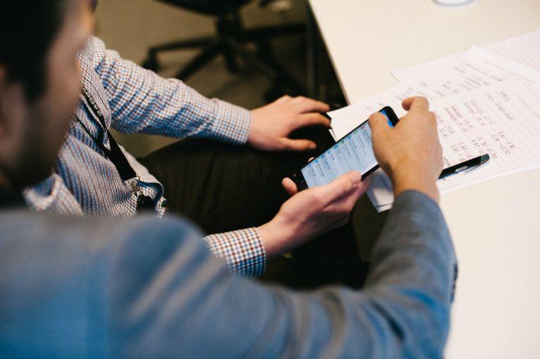 Prosjektstyring i 24SevenOffice fra mobilen