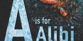 Cover detail of A Is for Alibi