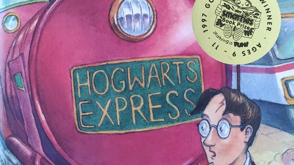 Harry Potter and the Philosophers Stone by J.K.Rowling
