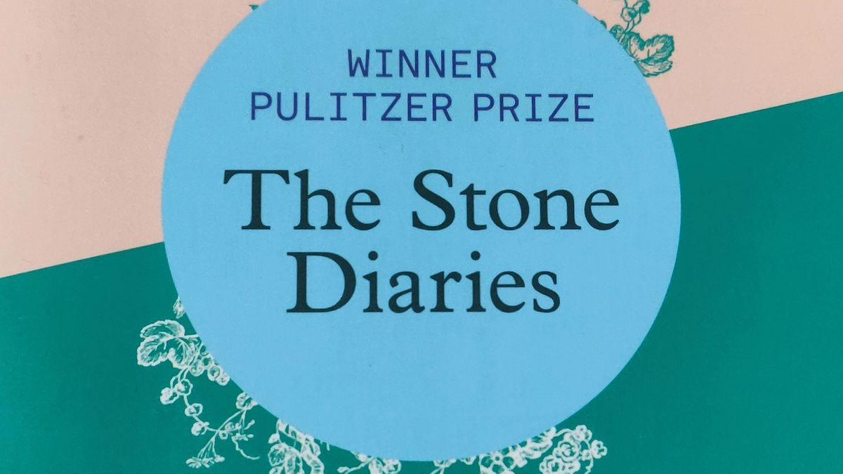 Cover Detail of The Stone Diaries by Carol Shields