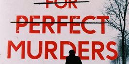 Cover Detail of Rules for Perfect Murders