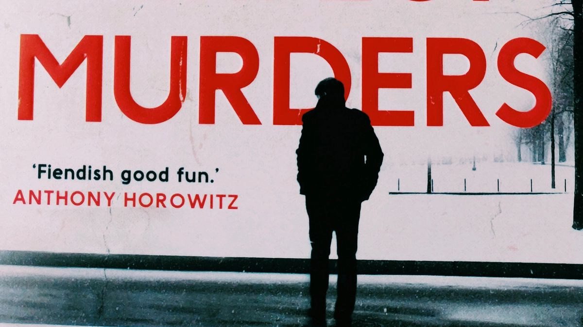 Cover detail of Rules for Perfect Murders by Peter Swanson