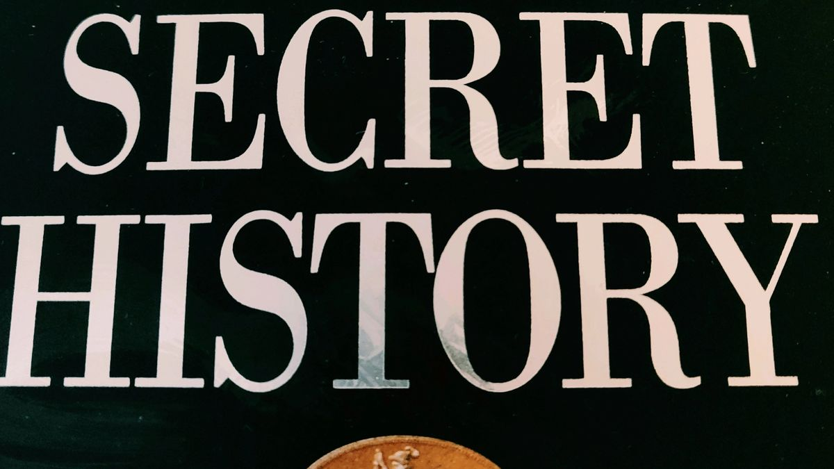 Cover detail of The Secret History by Donna Tartt