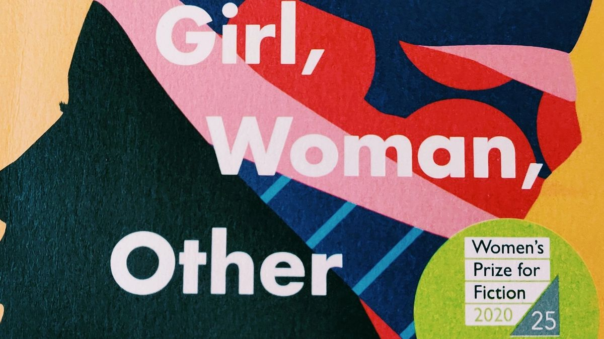 Cover Detail of Girl, Woman, Other
