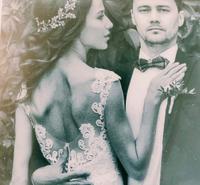 Stolen in Her Wedding Gown by Amanda Cinelli